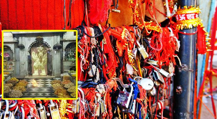 विज्ञान को चैलेंज करता है मेंहदीपुर बालाजी धाम   दरबार में भूतों को मिलती है थर्ड डिग्री   दर्शन नियम