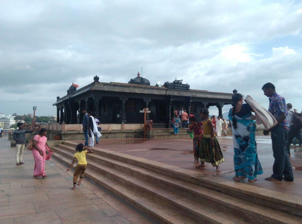 कन्याकुमारी देवी मंदिर
