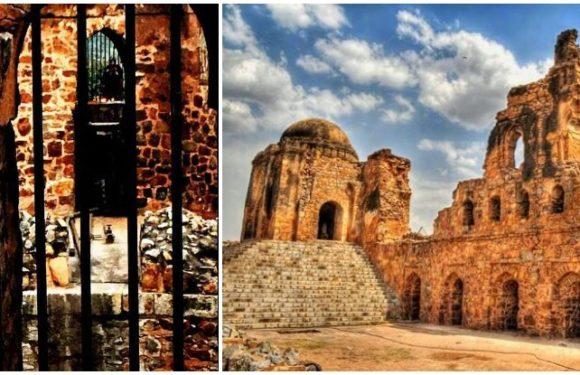 लाल किले से पुराना है दिल्ली का ये किला, यहां होती हैं जिन्न और रूहों की इबादत!